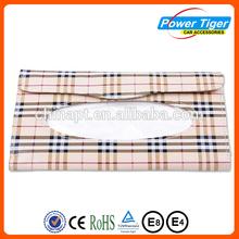 Promotion gift best selling Multi-fuction car tissue holder