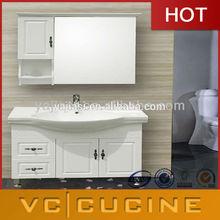 Classic Bathroom Mirror Cabinet set