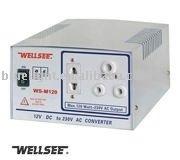 CE/ROHS/ISO9001 WS-M120 120W solar panel inverter,solar power converter