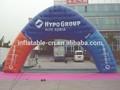 2015 publicidade inflável tenda cubo