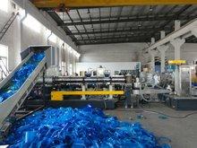 PE PP Recycling Pelletizing Machine/Line