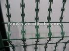 QYM-concertina razor wire fence, concertina razor wire, border security used barbed wire