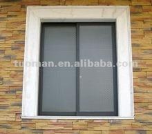 ground glass sliding window