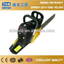 Professional 52cc gasoline chain saw power tools