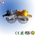 Dgs12/127l ( b ) led a prueba de explosivos callejón de la lámpara, carril del túnel la luz del camino, la minería de iluminación