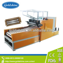 Supply Top Quality Automatic Aluminium foil roll rewinding and cutting machine(CE certification)