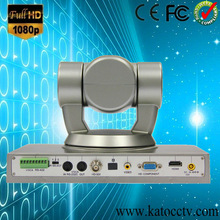 1080p60 240X Zoom HD PTZ Video Conference Camera with HDMI/SDI/DVI/YPbPr