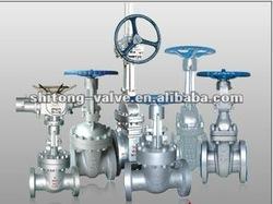 API cast steel gate valve,stainless steel stem gate valve manufacturer,RF Flange or RTJ flanged OS&Y gate valve weight