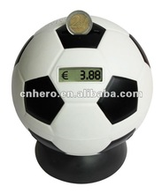 High Quality Football Digital Coin Banks