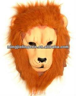 Precioso máscara/lindo eva máscara de león
