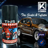 450ml ISO9001 tire puncture sealer and inflator(Liquid Tyre Puncture Sealant)