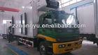 3t-10t chiller Truck,frozen truck,frozen food truck