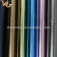 Fashion shining metallic pu synthetic leather WR9156 Wenzhou