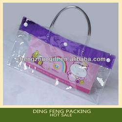 Promotional Plastic Waterproof PVC Carry Bag