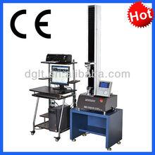 Computer electronic servo mechanical tensile testing machine price/material testing machine/tensile strength testing equipment