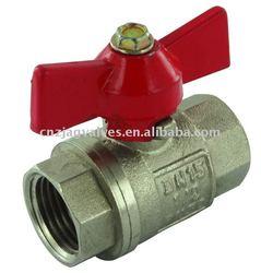 JF-20 brass valve / Brass stop Valve / Brass foot valve / Hollow Brass ball