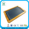 [factory direct]Serving tray Slate serving tray Serving tray with bamboo base