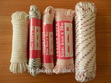 2014 China hot sale diamond braided polypropylene rope