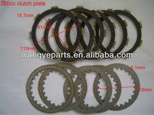200cc Clutch Plate/Motorcycle Parts/Atv Parts/Dirt Bike Parts/Buggy Parts/Go Kart Parts
