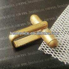 Brass CUff Link Findings mop cufflinks gold cufflinkss cufflinkss sets 18X15mm low price cufflinks