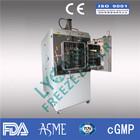 4KG drying capacity Laboratory freeze dryer / lyophilizer for pharmaceuticallab lyophilizer