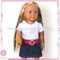 bambola giocattolo accessori per le bambole ragazza americana ingrosso accessori della bambola