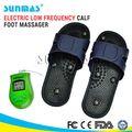 Sunmas sm9188 nouvelle comme on le voit tv. circulation sanguine machine massage des pieds