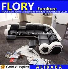 Comfortable design salon furniture sofa F822