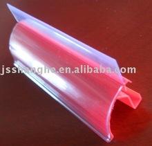 plastic red price tag