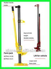 "Farm jack 60"" lift for vehicles"