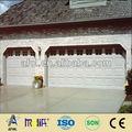 Zhejiang afol fenster einsätze verwendet garagentore verkauf, billige garagentore paneelen preis