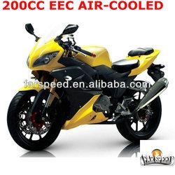 EEC new motorcycle