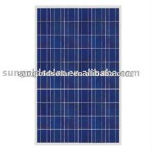 poly solar panel manufacturer 165w 18v