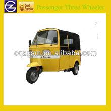 Motorized Passenger Three Wheeler Vehicle