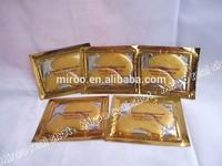 2014 most popular gold collagen eye mask,moisturizing,watering eye mask