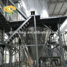 milk process production line