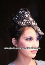 LA0290 2013 accept paypal European fashion luxury diamond ship cap supplier