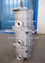 Excavator PC120-1 Hydraulic Triple Gear Pump 705-56-34000, LW250 Crane Hydraulic Pump 705-56-26030