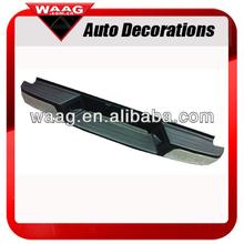 IZ31553-DMAX Car Rear Bumper rear guard With Light For Isuzu D-MAX Pick Up 2008+