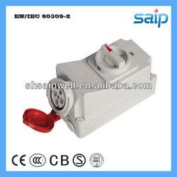 Mechanical Interlock Plug