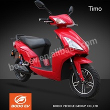 Timo Economic electric scooter electric motorcycle 60V 1000W 15 degree creeping 40km/h mileage range 55km/charge Front disk
