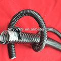 gi pvc revestido instalação elétrica da tubulação