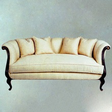 Hotel sofa set designs in fabric or leather FLL-SF-042