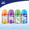 250ml automatic spray refills 103mm height auto spray air freshener fit for new and old airwick machine