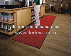 Stain Resistant Personalized Door Mat, 100% Solution Dyed Nylon