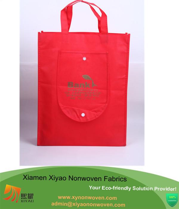 2014 Eco reusable bag foldable shopping bag