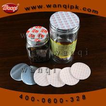 PS foam PET aluminum foil seal liner food packaging