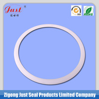 China 100% silicone rubber waterproof gasket
