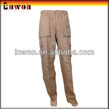 Pré - shrink 100% coton lourd Duty travail pantalons