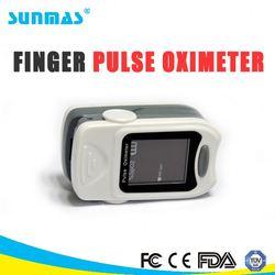 Sunmas hot Medical testing equipment DS-FS10A pulse oximeter for nurses